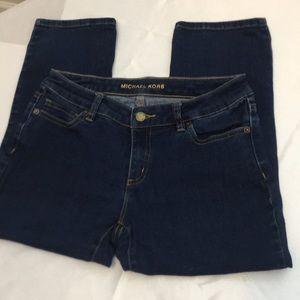 Michael Kors crop jeans
